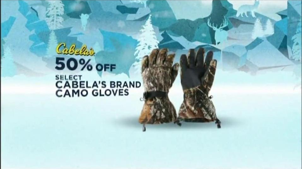 Cabela's Christmas Sale TV Spot, 'Slippers'  - Screenshot 7