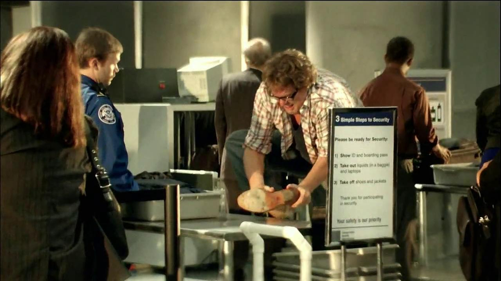 National Car Rental TV Spot, 'Airport' Featuring Patrick Stewart - Screenshot 3