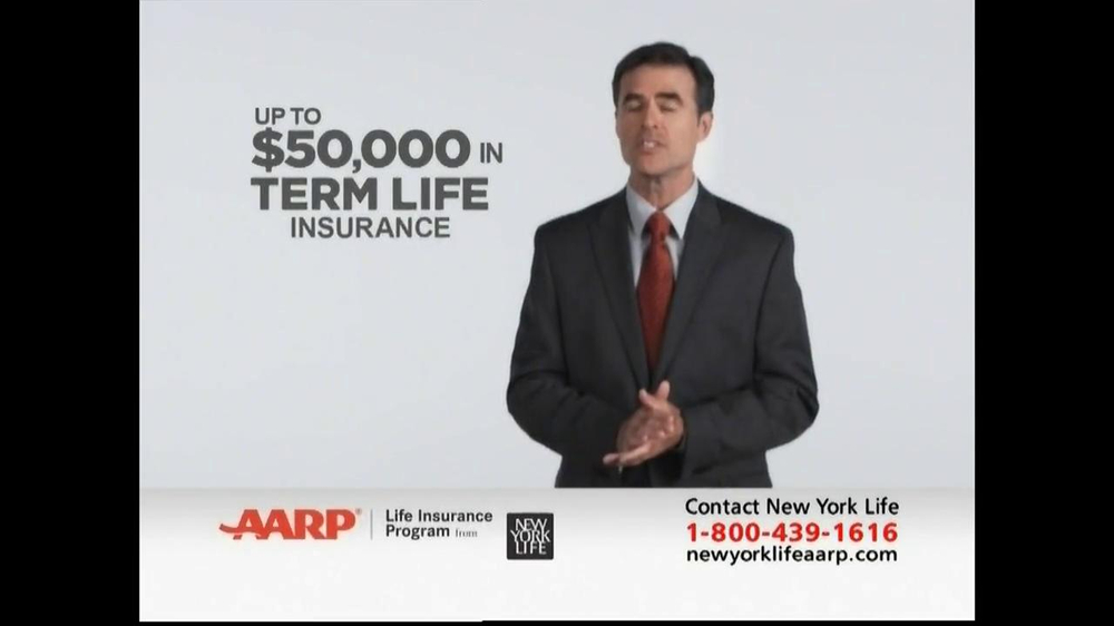 AARP Life Insurance Program TV Spot, 'Diner' - Screenshot 5