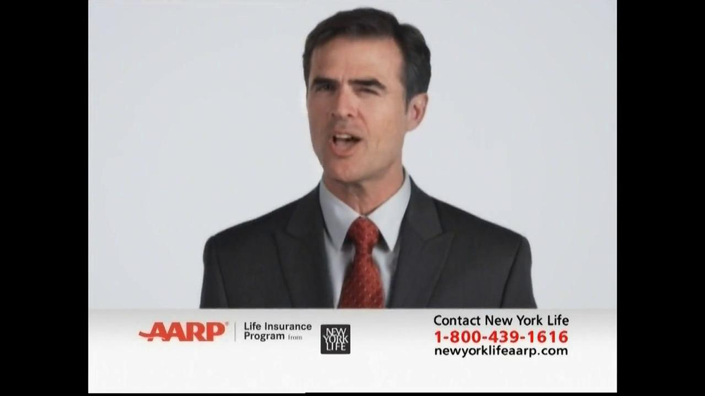 AARP Life Insurance Program TV Spot, 'Diner' - Screenshot 7