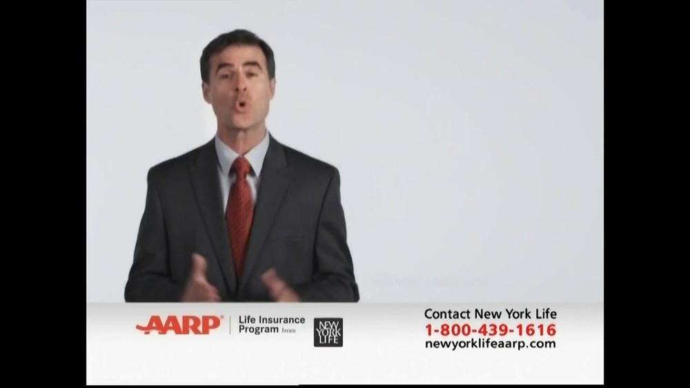 AARP Life Insurance Program TV Spot, 'Diner' - Screenshot 8