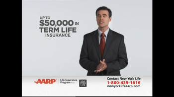 AARP Life Insurance Program TV Spot, 'Diner' - Thumbnail 5