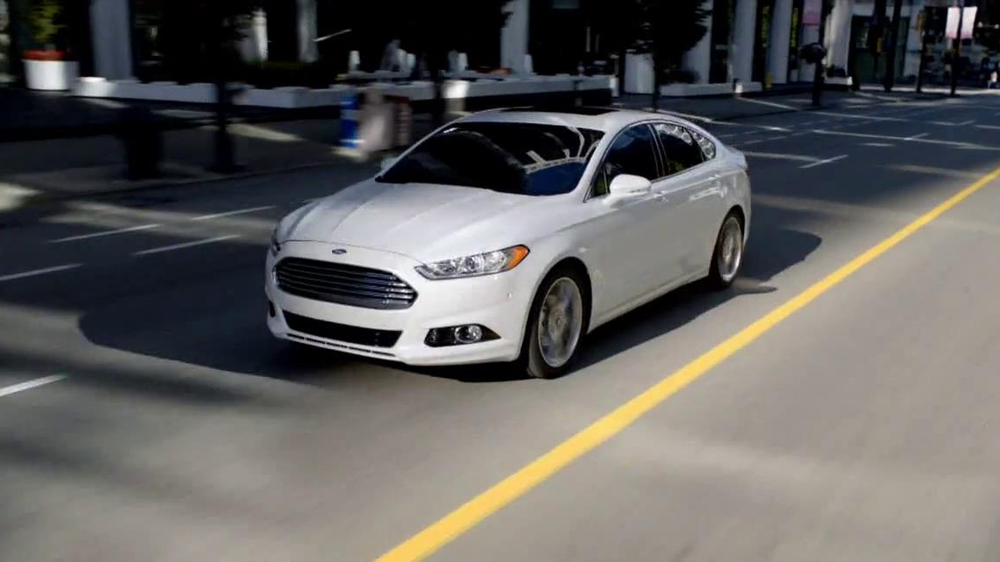 ford fusion tv commercial 39 entirely new idea 39. Cars Review. Best American Auto & Cars Review