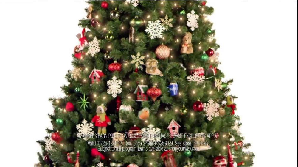 Kmart TV Commercial, 'The Christmas Tree Light Up' - iSpot.tv
