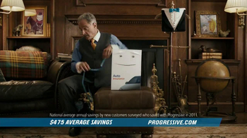 Progressive TV Spot 'The Box' - Thumbnail 1