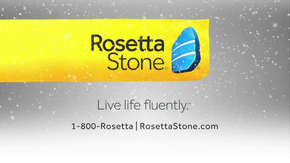 Rosetta Stone TV Spot, 'Deutsch Santa' - Screenshot 10