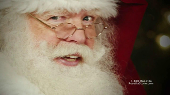 Rosetta Stone TV Spot, 'Deutsch Santa' - Thumbnail 9