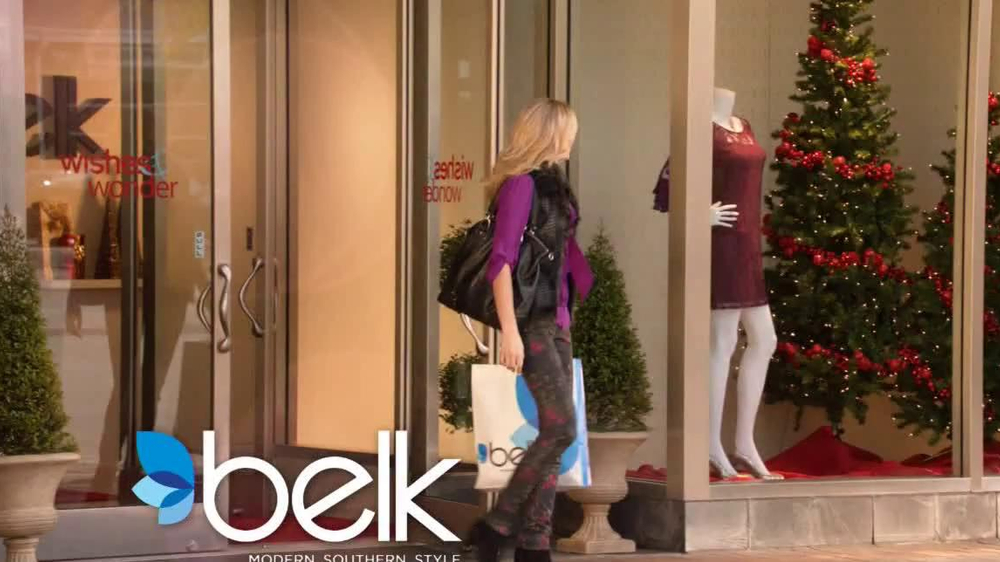 Belk TV Spot, 'Window Shopping' - Screenshot 1