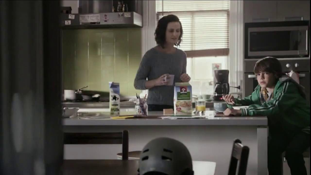Quaker Oats TV Spot, 'The Hill' - Screenshot 1