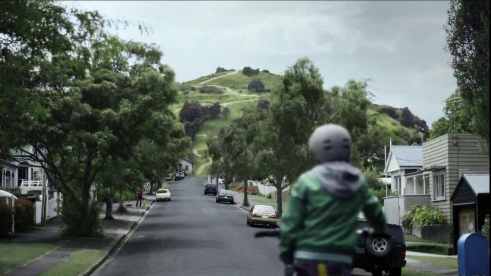 Quaker Oats TV Spot, 'The Hill' - Screenshot 3