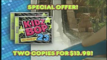 Kidz Bop 23 TV Spot