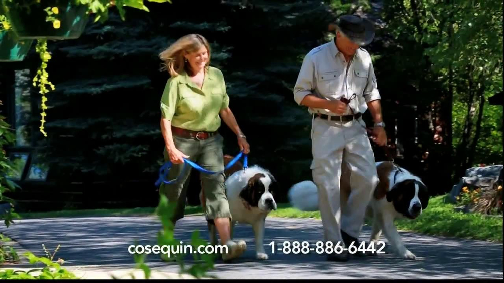 cosequin tv commercial featuring jack hanna. Black Bedroom Furniture Sets. Home Design Ideas