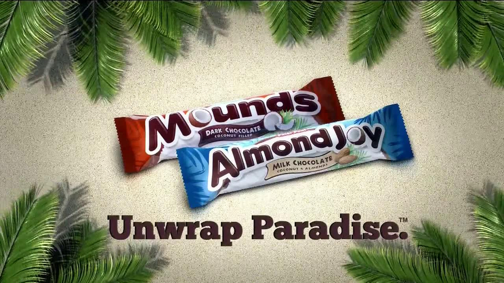 Almond Joy  and Mounds TV Spot, 'Bus' - Screenshot 10