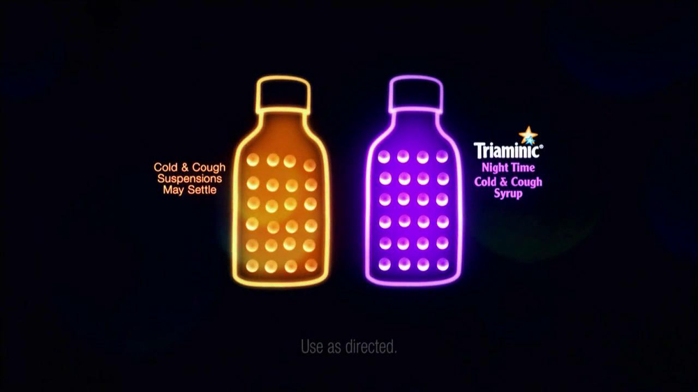 Triaminic Night Time Cold & Cough TV Spot, 'Can't Sleep' - Screenshot 5