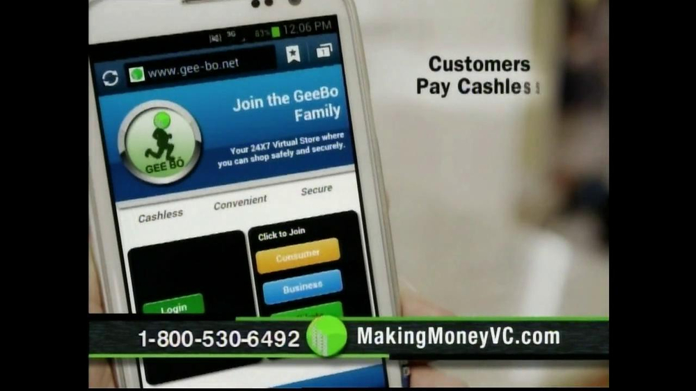 Virtual Concierge TV Spot, 'Make More Money' - Screenshot 8