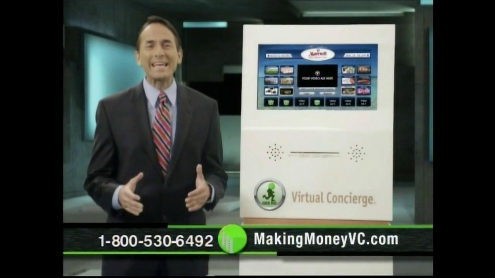 Virtual Concierge TV Spot, 'Make More Money' - Screenshot 9