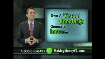 Virtual Concierge TV Spot, 'Make More Money' - Thumbnail 4