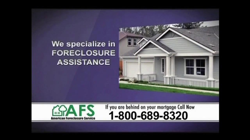 American Foreclosure Service TV Spot 'Mortage Payments'  - Screenshot 3