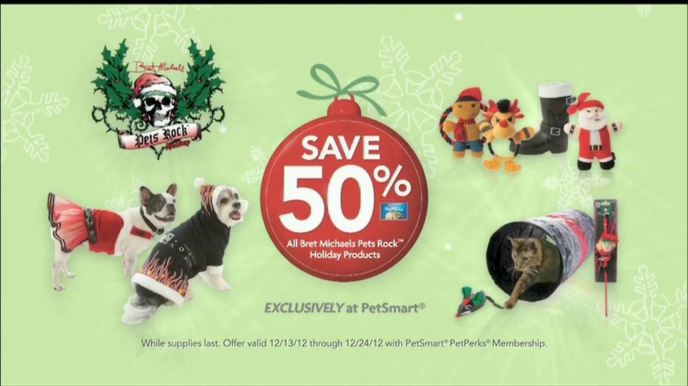 PetSmart Countdown to Christmas Sale TV Spot, 'Martha Stewart Pets' - Screenshot 7