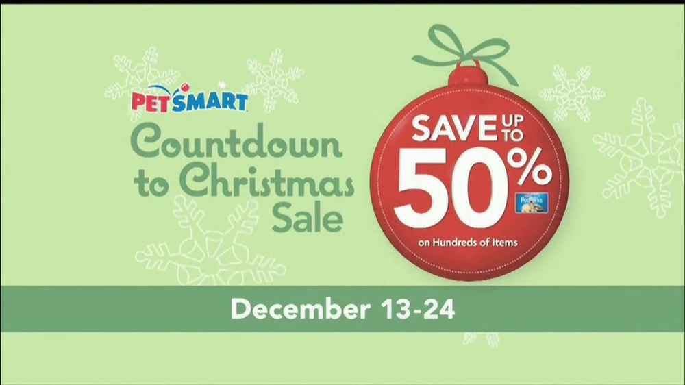 PetSmart Countdown to Christmas Sale TV Spot, 'Martha Stewart Pets' - Screenshot 4