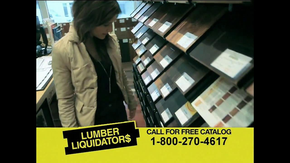Lumber Liquidators TV Spot, 'Regina' - Screenshot 10