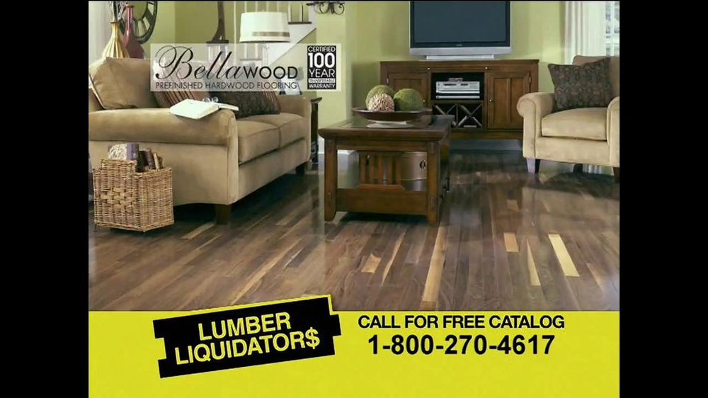 Lumber Liquidators TV Spot, 'Regina' - Screenshot 3