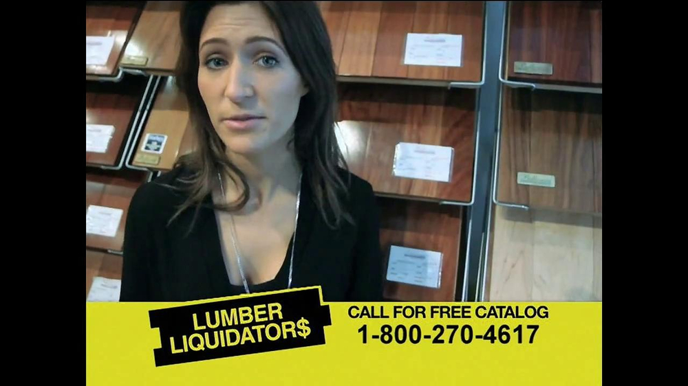 Lumber Liquidators TV Spot, 'Regina' - Screenshot 4