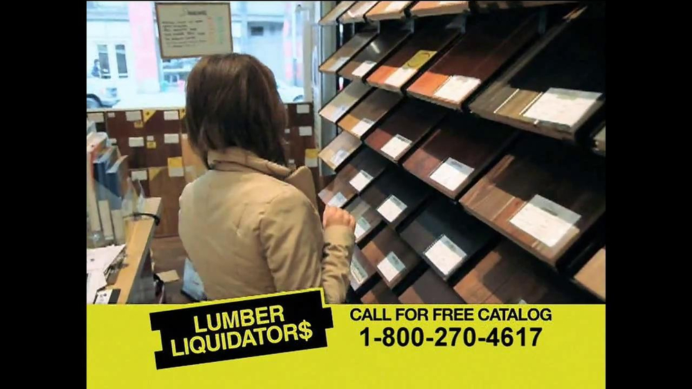 Lumber Liquidators TV Spot, 'Regina' - Screenshot 7