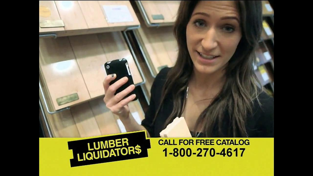 Lumber Liquidators TV Spot, 'Regina' - Screenshot 8