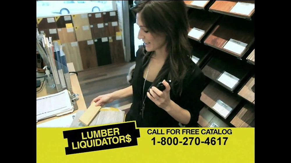 Lumber Liquidators TV Spot, 'Regina' - Screenshot 9