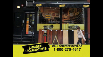 Lumber Liquidators TV Spot, 'Regina' - Thumbnail 1