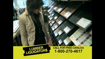 Lumber Liquidators TV Spot, 'Regina' - Thumbnail 10