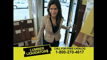 Lumber Liquidators TV Spot, 'Regina' - Thumbnail 2