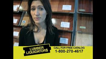 Lumber Liquidators TV Spot, 'Regina' - Thumbnail 4