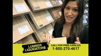 Lumber Liquidators TV Spot, 'Regina' - Thumbnail 6