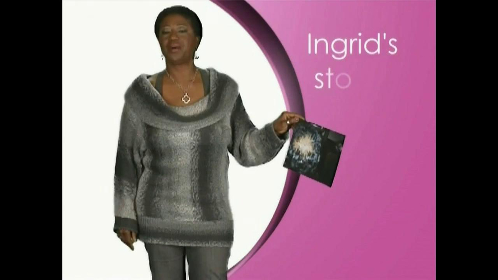 Empress Re-Gro TV Spot, 'Ingrid's Story' - Screenshot 1