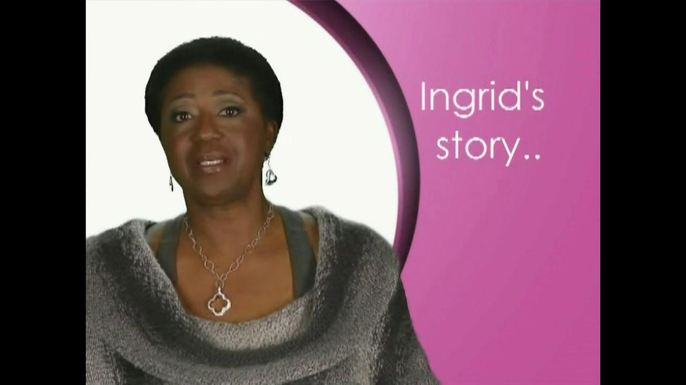 Empress Re-Gro TV Spot, 'Ingrid's Story' - Screenshot 2