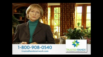 Trusted Hands Network TV Spot
