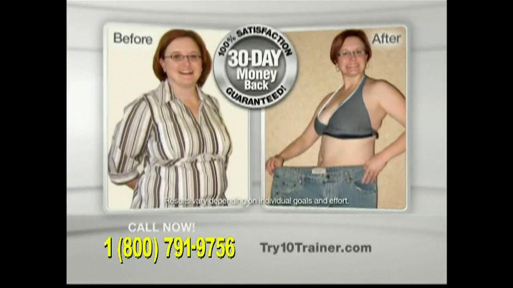 10 Minute Trainer TV Spot, 'In Shape for $10' - Screenshot 10