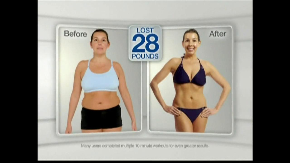 10 Minute Trainer TV Spot, 'In Shape for $10' - Screenshot 7