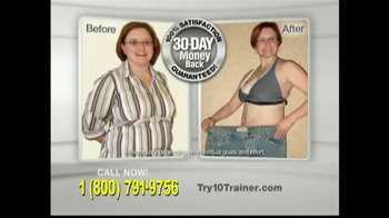 10 Minute Trainer TV Spot, 'In Shape for $10' - Thumbnail 10