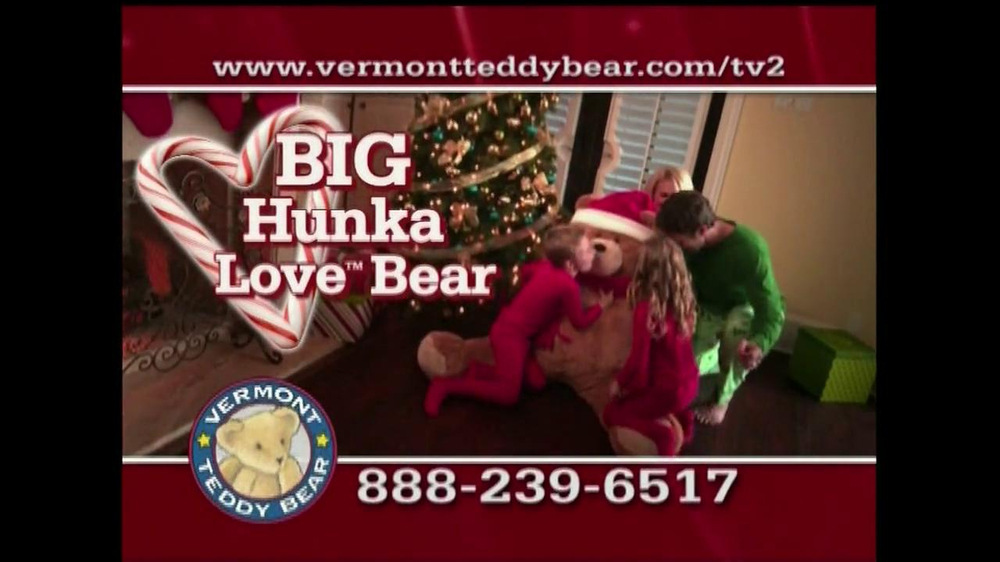 Vermont Teddy Bear TV Spot, 'Holiday' - Screenshot 3
