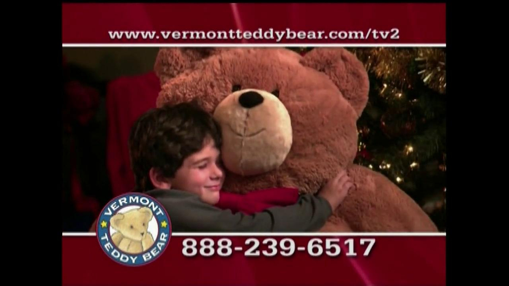 Vermont Teddy Bear TV Spot, 'Holiday' - Screenshot 5