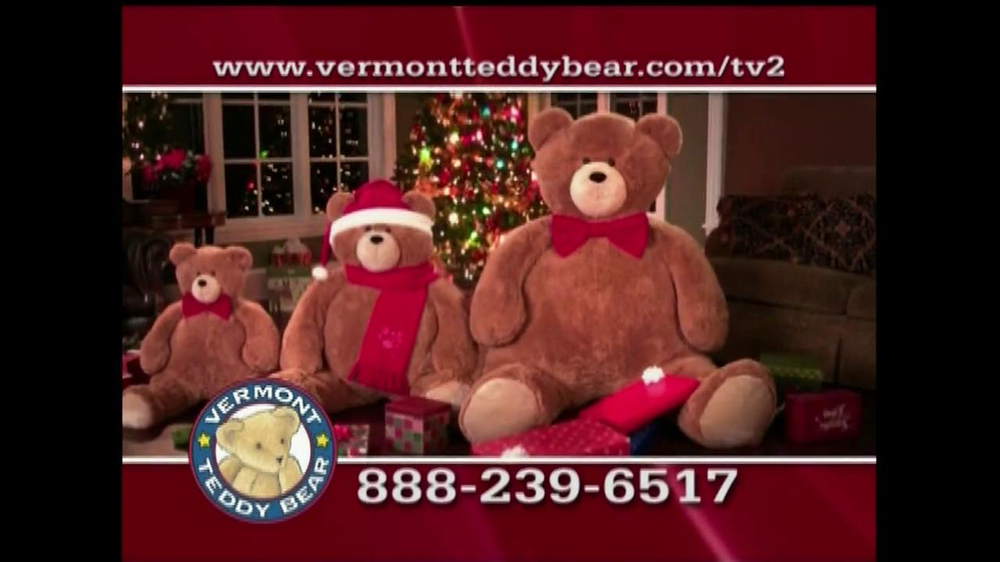 Vermont Teddy Bear TV Spot, 'Holiday' - Screenshot 7