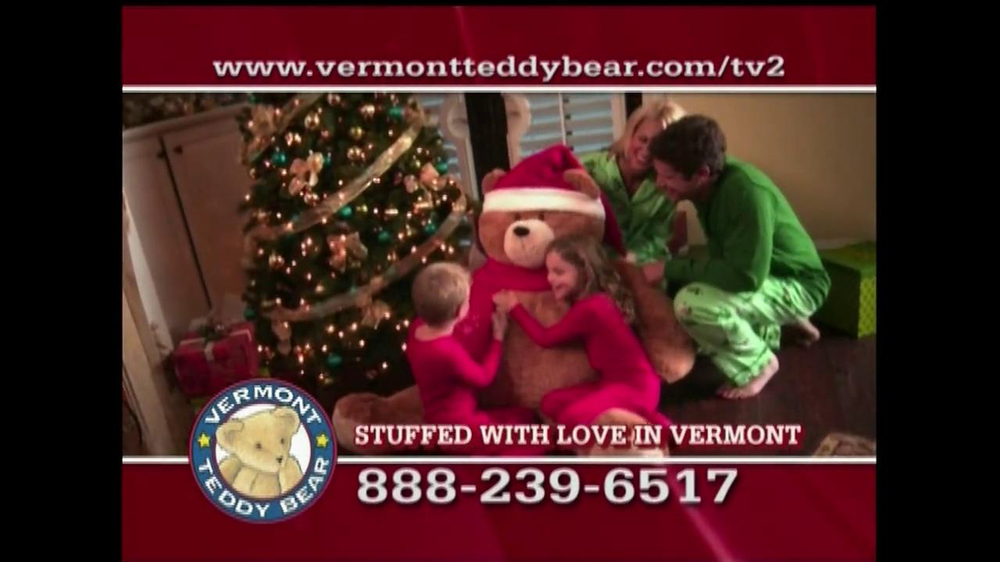 Vermont Teddy Bear TV Spot, 'Holiday' - Screenshot 8