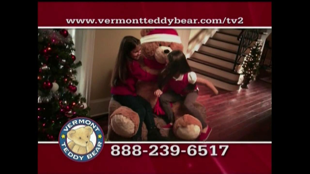 Vermont Teddy Bear TV Spot, 'Holiday' - Screenshot 9