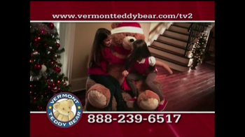 Vermont Teddy Bear TV Spot, 'Holiday' - Thumbnail 9