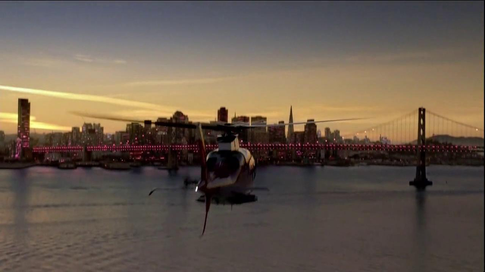 T-Mobile TV Spot, 'Helicopter' Song by Queens of the Stone Age - Screenshot 4