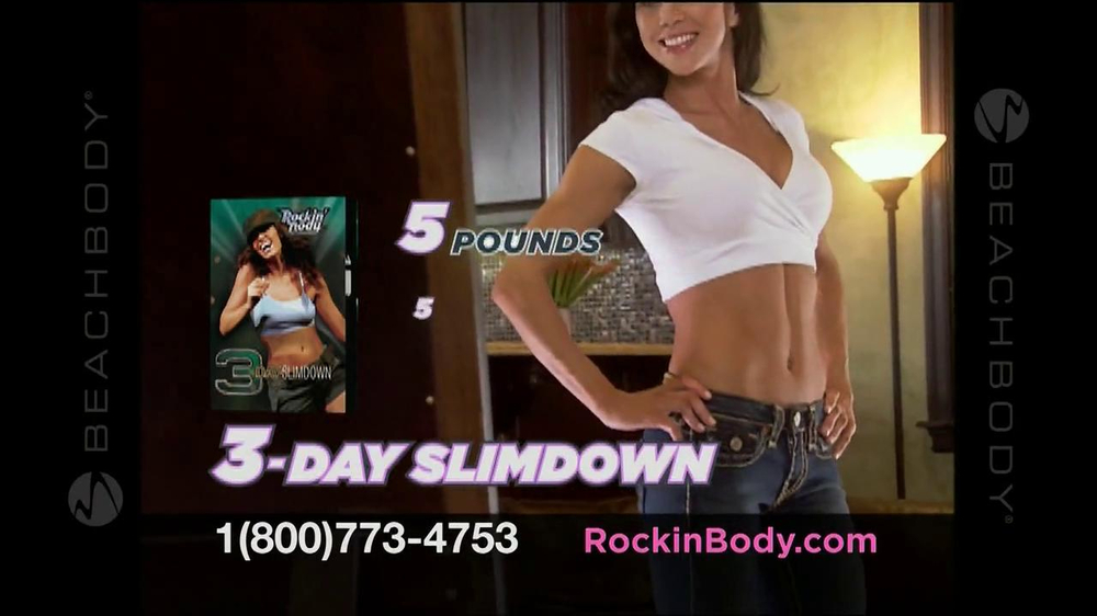 Rockin' Body TV Spot Featuring Shaun T - Screenshot 10