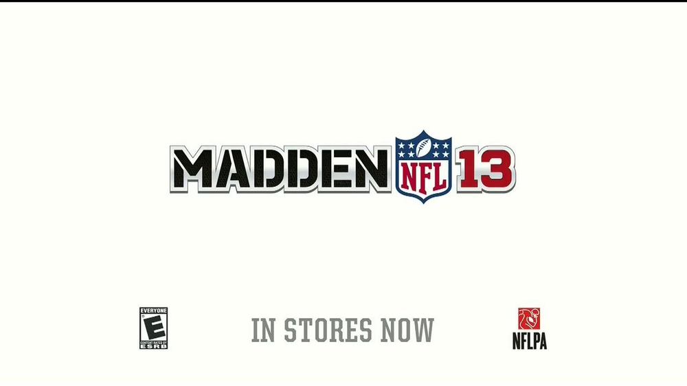 Madden NFL 13 TV Spot, 'Paul vs. Ray: Is It Christmas?' - Screenshot 9